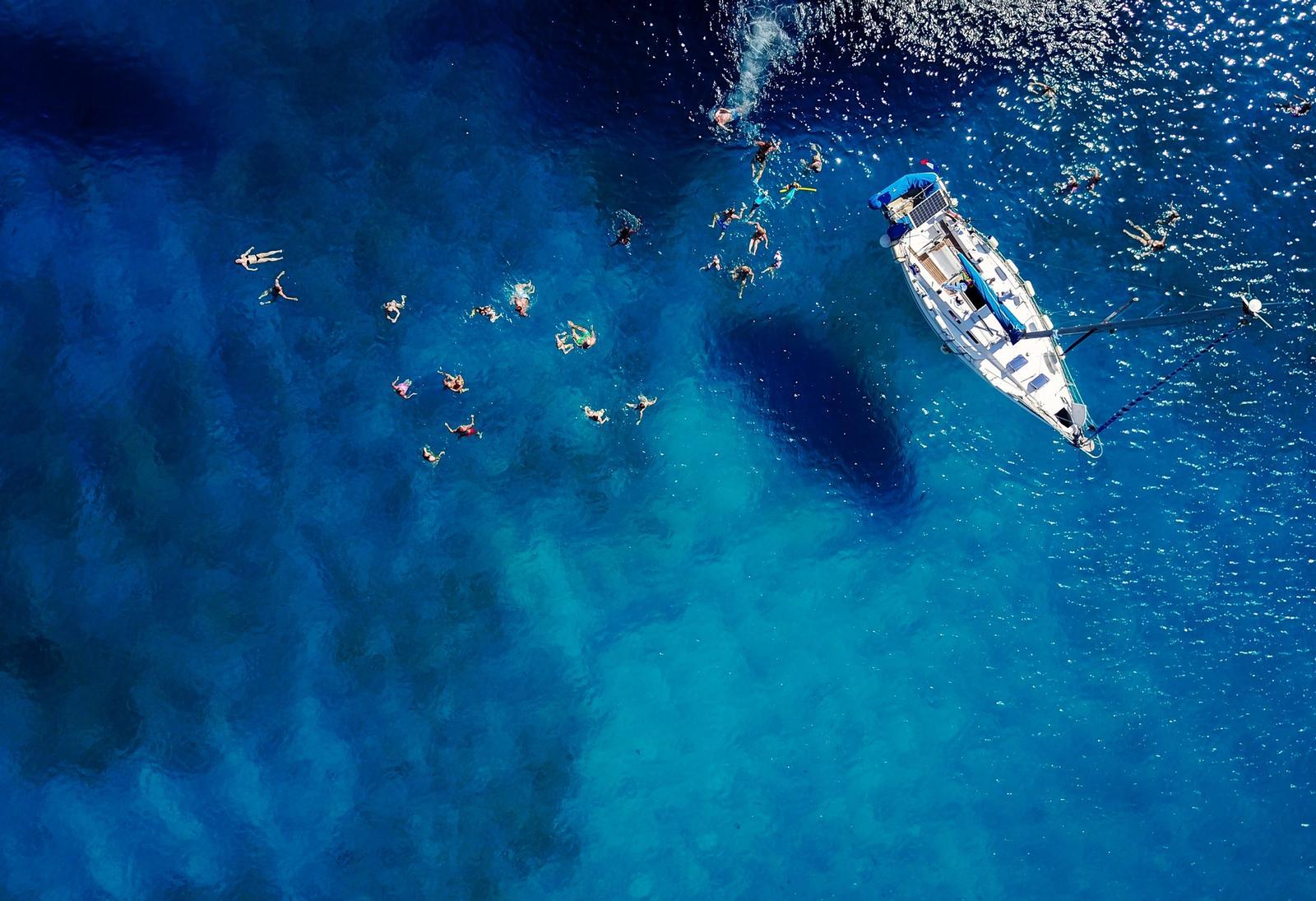 vacanze di gruppo in barca