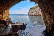 Grotta della Zinzulusa Castro