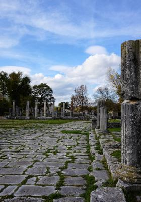area archeologica di sepino molise