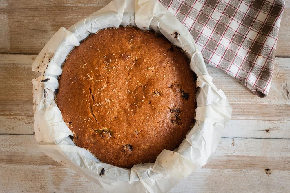 torta rustica di farina greca