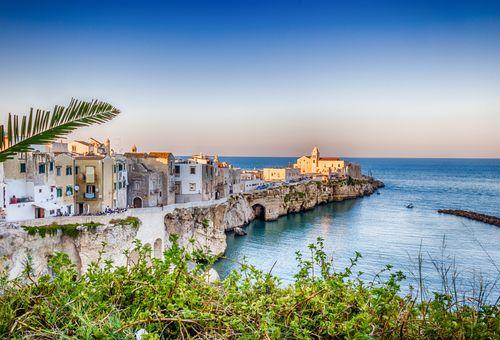 Gran tour della Puglia cover
