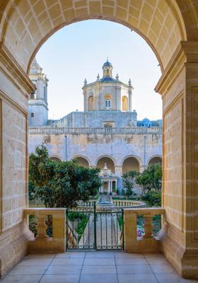 monastero di rabat a malta