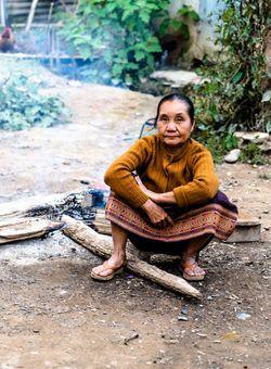 donna laotiana