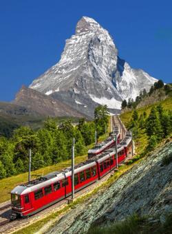 viaggi panoramici in treno in svizzera