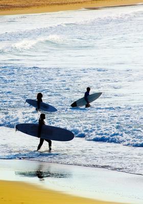 lezioni di surf a peniche in portogallo