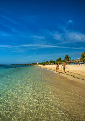 spiaggia playa larga cuba
