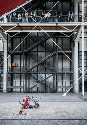 museo d'arte contemporanea parigi marais