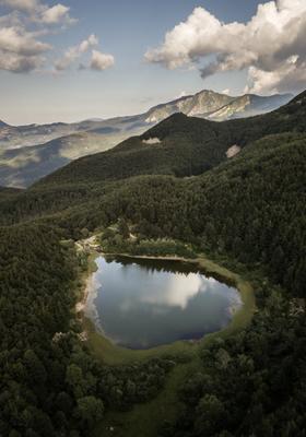 lago verdarolo