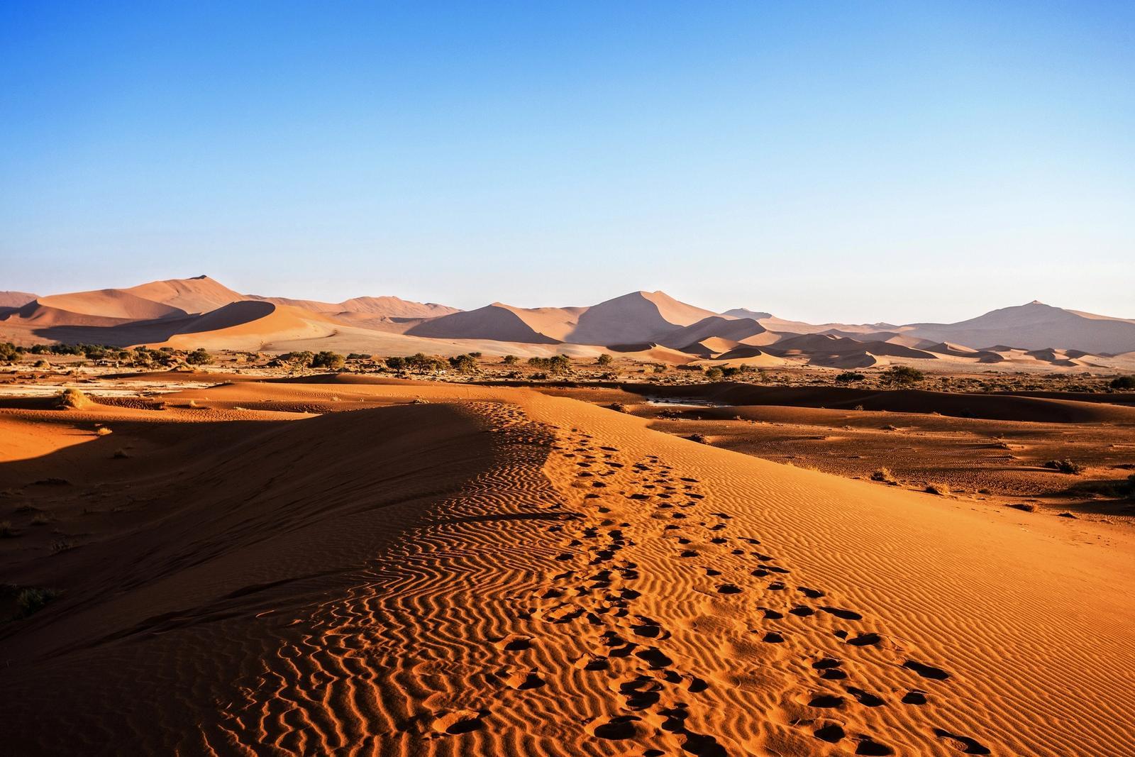 viaggio in tenda in namibia