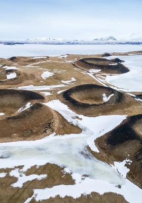 Myvatn crateri