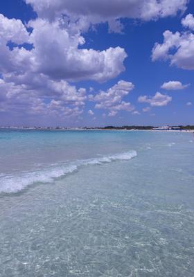spiaggia di porto cesareo puglia