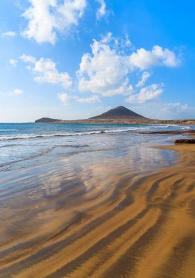 spiaggia di el medano tenerife
