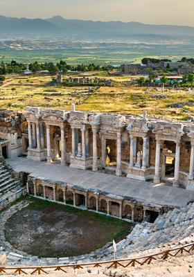 Ierapoli patrimonio Unesco