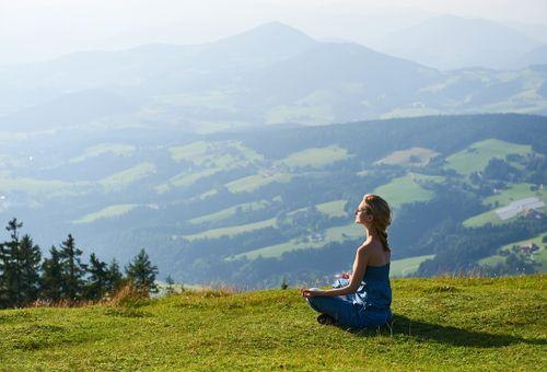Ritiro yoga in Val d'Ultimo cover