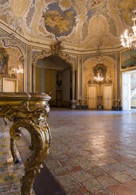 palazzo biscari interni