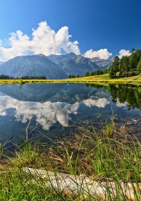 lago in val di sole
