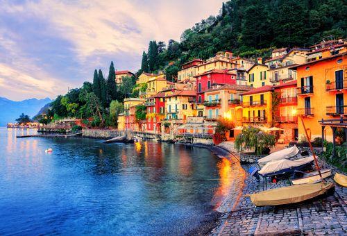 Avventura sul Lago di Como cover