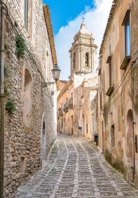 borgo medievale erice