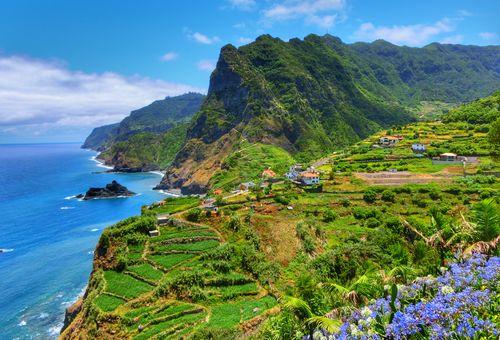 In mezzo all'Oceano: Isola di Madeira cover