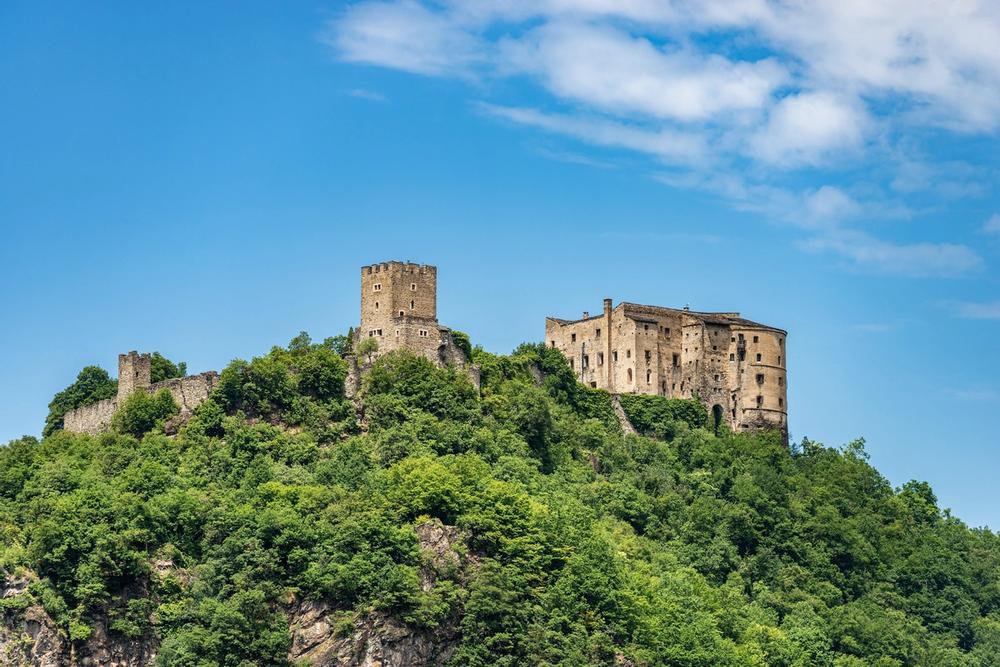 castello di pergine valsugana in trentino alto adige