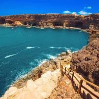 scala sul mare fuerteventura