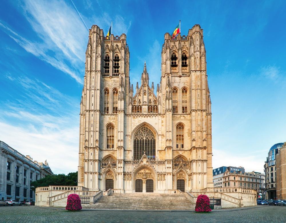 cattedrale di san michele bruxelles