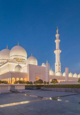 Sheikh Zayed Grande Moschea