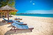 spiaggia a sihanoukville