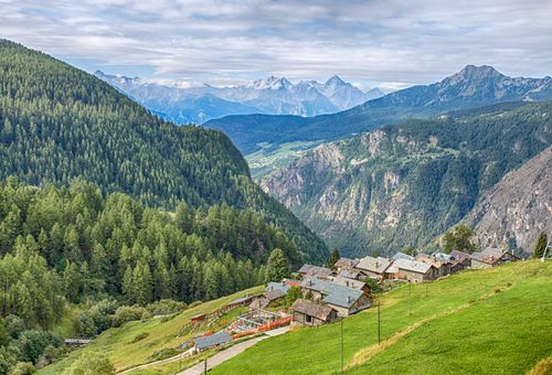 Settimana verde in Valle d'Aosta cover