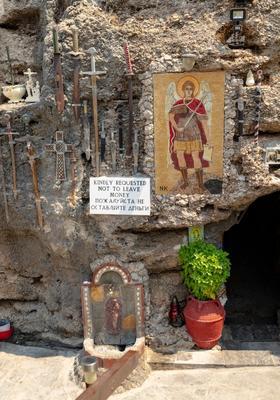 monastero di rodi san michele panormitis