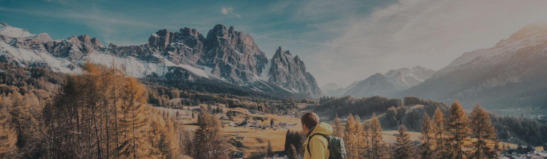 montagne e trekking