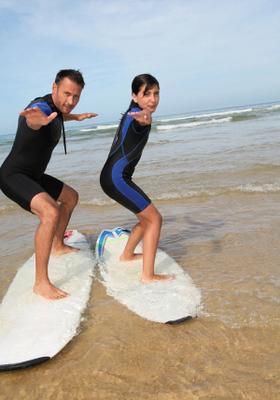 lezioni di surf a lanzarote