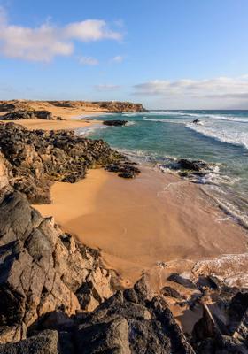 spiaggia el cotillo fuerteventura