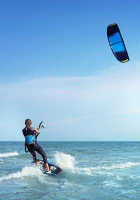 lezioni di kite surf a lanzarote