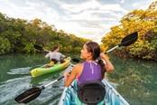 kayak in calabria
