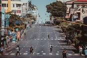 Strada città di San José
