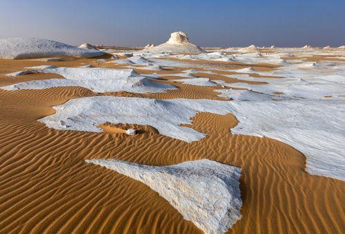 Tutti i colori del deserto d'Egitto cover