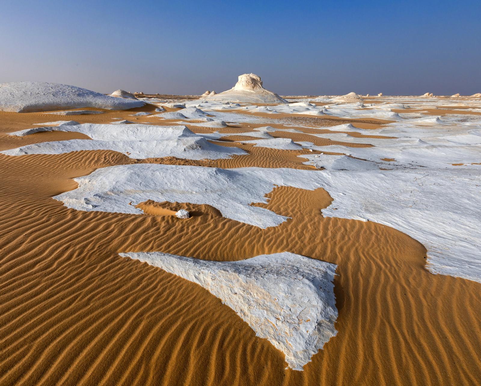 deserto bianco egitto