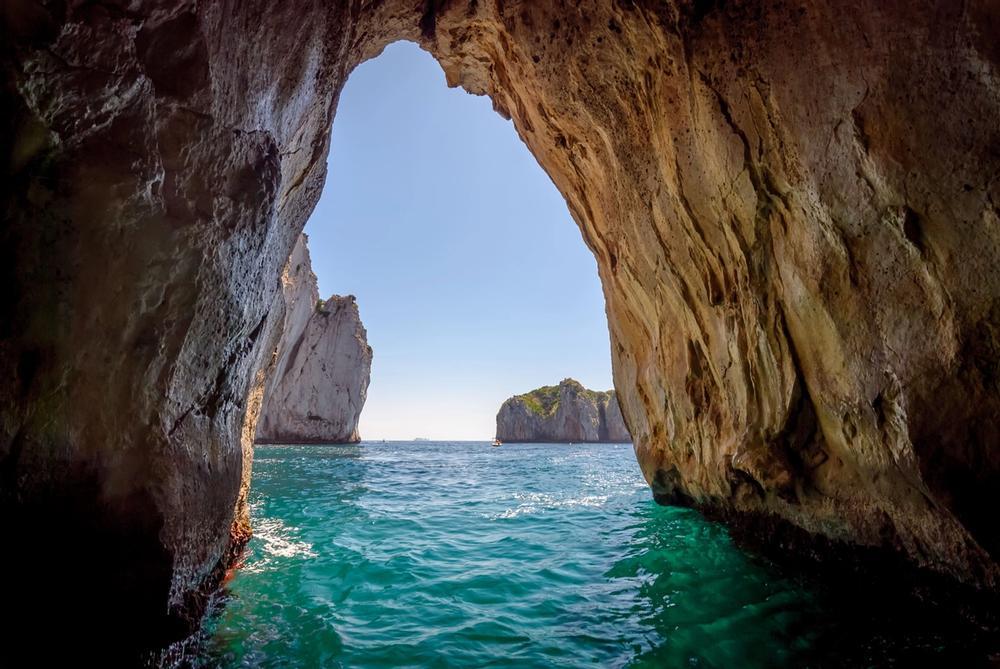 grotta azzurra anacapri