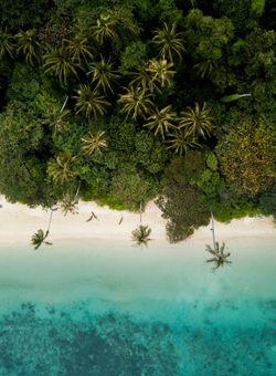 spiaggia malesia