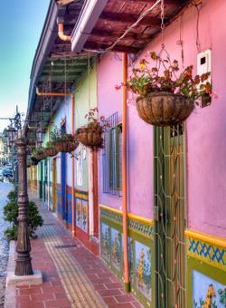 case colorate di medellin