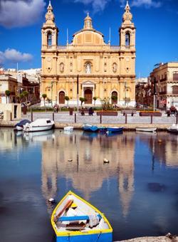 cattedrale di san giovanni la valletta