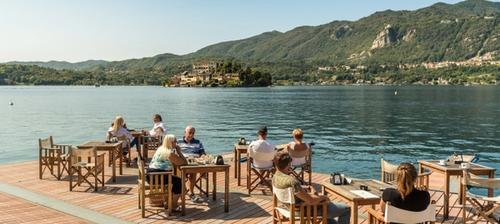 ristorante sul lago orta san giulio