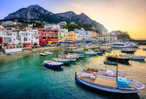 I tesori del mar Tirreno cover