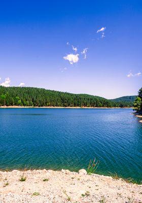 lago ampollino calabria