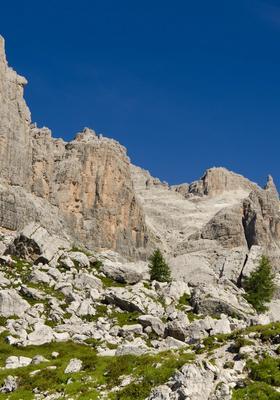 Bocchette Alte Montagne Dolomiti