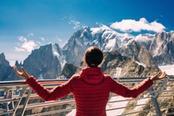 escursione monte bianco skyway