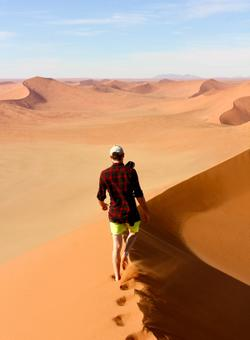 viaggio organizzato in namibia
