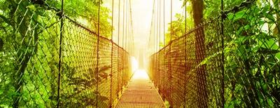 Ponte Sospeso in Costa Rica