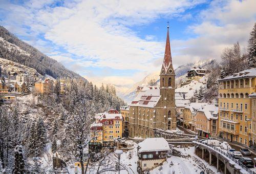 Settimana bianca nella valle di Gastein cover